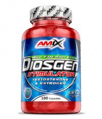 AMIX Diosgen Stimulator 100 Caps.