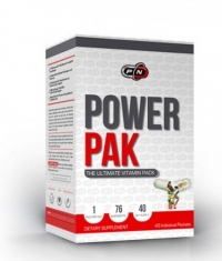 PURE NUTRITION Power Pak / 40 Packs