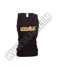GRENADE Woman T-shirt / Black