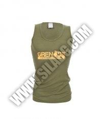 GRENADE Woman T-shirt / Green