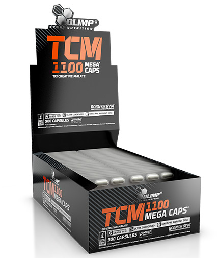 OLIMP TCM 1100 Mega Caps 60x15 Caps.