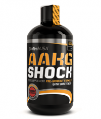 BIOTECH USA AAKG Shock Extreme 500ml.