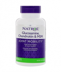 NATROL Glucosamine Chondroitin MSM / 90 Tabs.