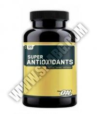 OPTIMUM NUTRITION Super Antioxidants 120 Caps.