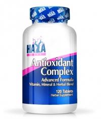 HAYA LABS Antioxidant Complex 120 Tabs.