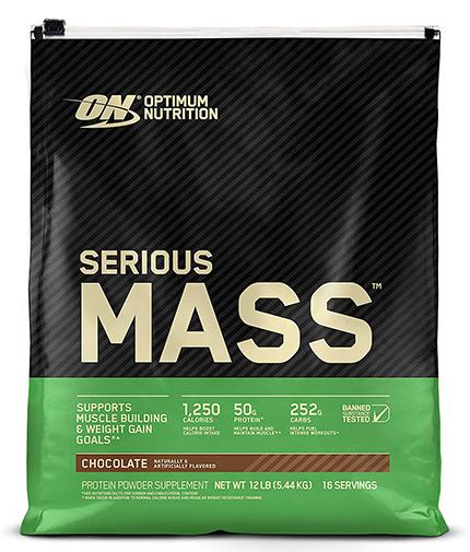 OPTIMUM NUTRITION Serious Mass 12 lbs.