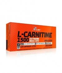 OLIMP L-Carnitine 1500 Extreme Mega Caps 120 Caps.