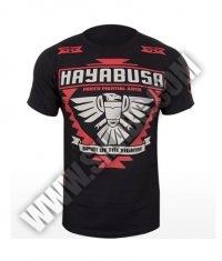 HAYABUSA FIGHTWEAR The Brave T-Shirt / Black