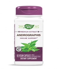 NATURES WAY Andrographis Standardized 60 Vcaps.
