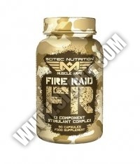 SCITEC Muscle Army Fire Raid 90 Caps.