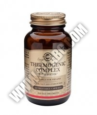 SOLGAR Thermogenic Complex / 60 Vcaps.