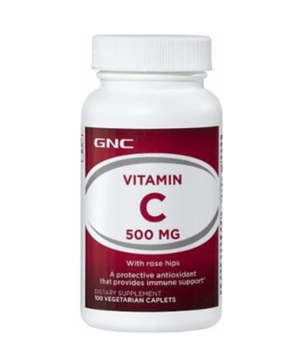 GNC Vitamin C 500mg / 100 C***ets