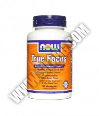 NOW True Focus 90Vcaps.