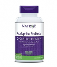NATROL Acidophilus Probiotic 150 Caps.