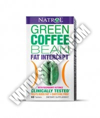 NATROL Green Coffee Bean with Raspberry Ketone 60 Tabs.