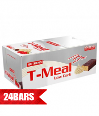 NUTREND T-Meal Low Carb Bar 24x40g.