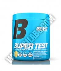 BEAST NUTRITION Super Test Powder 45 Serv.