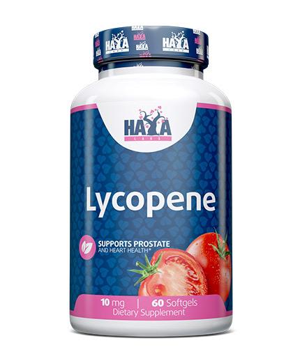 HAYA LABS Lycopene / 60 Soft.
