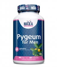 HAYA LABS Pygeum for Men 100mg. / 60 Capsules