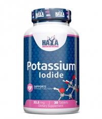 HAYA LABS Potassium Iodide 32.5mg. / 30 Tabs.