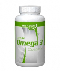 BEST BODY Future Omega-3 / 120 Caps.