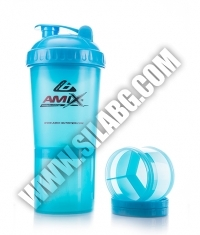 AMIX Shaker Monster Bottle /Blue/
