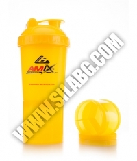 AMIX Shaker Monster Bottle /Yellow/