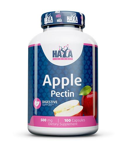 HAYA LABS Apple Pectin 500mg / 100 Caps.