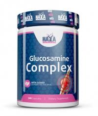 HAYA LABS Glucosamine Chondroitin & MSM Complex / 240 Caps.