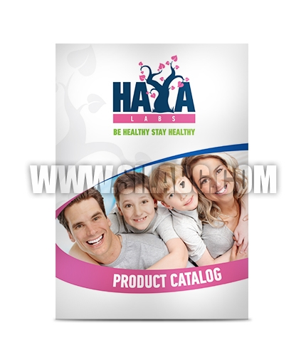 SILA BG Haya Labs Catalogue