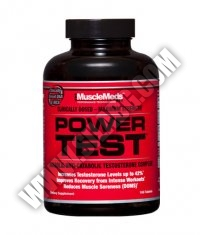 MUSCLEMEDS Power Test
