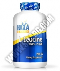 HAYA LABS Sports L-Leucine 200g.
