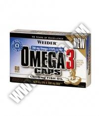 WEIDER Omega 3 1000mg. / 60 Caps.