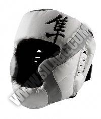 HAYABUSA FIGHTWEAR Tokushu Head Guard / White