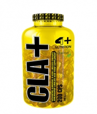 4+ NUTRITION CLA + / 200soft