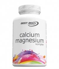 BEST BODY Calcium Magnesium 100 Caps.
