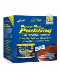 MHP Power Pak Pudding 1 Box (6 Cans)