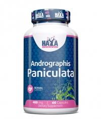 HAYA LABS Andrographis Paniculata 400mg / 60 Caps.