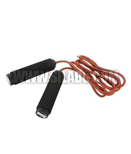 LONSDALE LEATHER JUMP ROPE