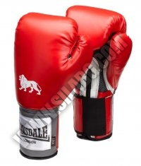 LONSDALE Pro Training Glove / Red