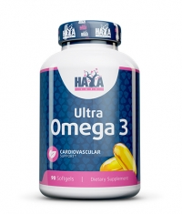 HAYA LABS Ultra Omega 3 / 90soft