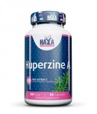 HAYA LABS Huperzine A 98% Extract 200mcg / 90 Caps