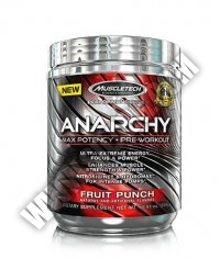 MUSCLETECH Anarchy / 60serv.