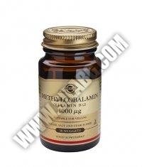 SOLGAR Methylcobalamin (Vitamin B12) 1000mcg / 30s