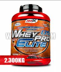 AMIX WheyPro Elite 85% 2300g.