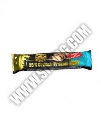 Z-KONZEPT 33% Crunch Protein bar  / 24x50g.