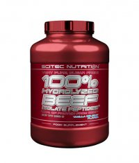 SCITEC 100% Hydrolyzed Beef *** Peptides