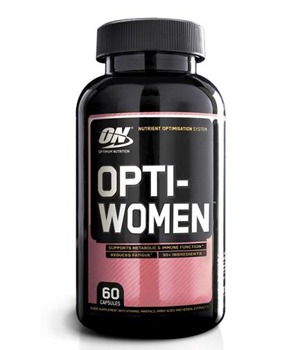 OPTIMUM NUTRITION Opti-Women EU 60 Caps.