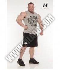 NEBBIA 943 Fitness Shorts Hard / black