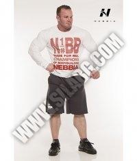 NEBBIA 943 Fitness Shorts Hard / dark grey